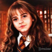 Hermione by demonika