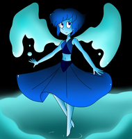 Lapis .:Collab:. by colorfulkitten