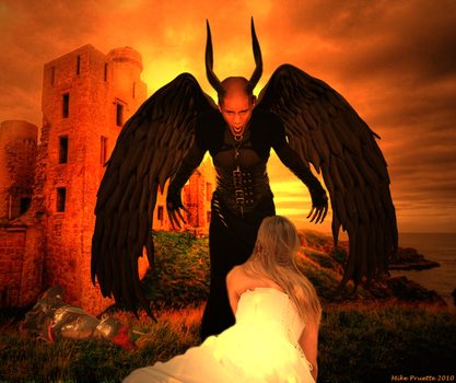 Fallen Angel by Cre8tiveDragon