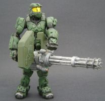 Master Chief 6 by Jin-Saotome
