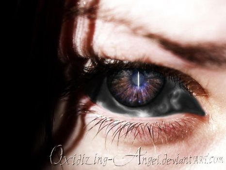 Eye of the Storm by Oxidizing-Angel