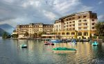 Morning in Zell Am See by Pajunen