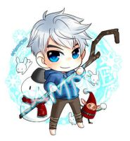 ROTG : Jack Frost by MaowDao