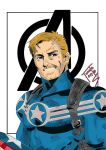 Captain america by TomatoStyles