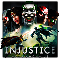 Injustice Gods Among Us icon by pavelber