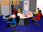 Enterprise Briefing Room by Gustvoc