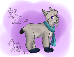 Hey look a cat by ImagineitSplotched