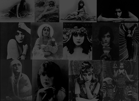 Theda Bara wallpaper by cheese-stick