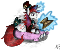 :AT: Steampunk Moonlight by Ruby-Orca-616