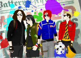 Fabulous Killjoys by Zer0-Percent