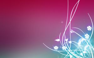IconicGraphics WP 06 Floral by themerboy