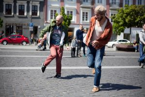 Street Dancing Day by Helkathon
