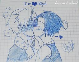 Im x Alfred by APHKoreadelSur