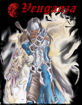Darksiders Legacy of Chaos  Vengance by Darkmoonlady07