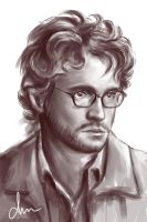 Will Graham - Hannibal by WindCyclone