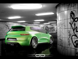 VW IROC Concept by odyar