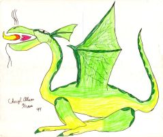 Green Dragon 1999 by cakhost