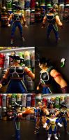 Custom Figure- Bardock by MolochTDL