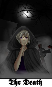 [APH] Iceland- ``The Death`` by Ms-Filou