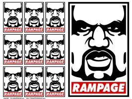 Obey Rampage by kitster29