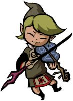 Fado wind waker colour by moorey12