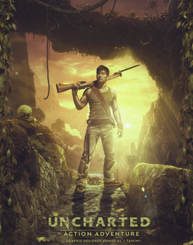 Uncharted by ahmedwww211