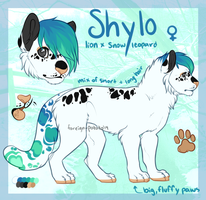 Shylo Ref by foreign-potato