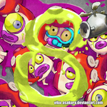 8 Days SPLATOON by Viku-Asakura