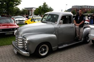 Chevrolet PickUp by christiAnpure