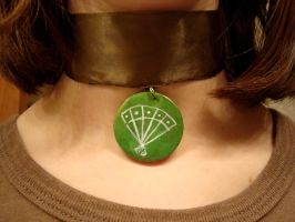 Katara's Necklace:Fan Version by pah-her-pul