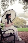 Once Upon a Time... by Lady-Disenchanted