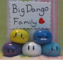 Big Dango Family, Family Photo by II2DII