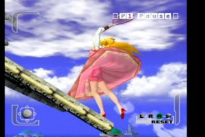 Lovely Melee Peach 3 by Lustarcade