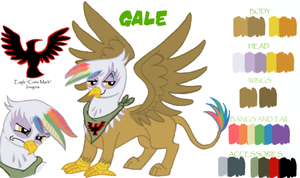 Gale Force Wind by Noratcat