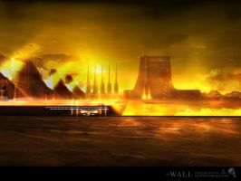 THE WALL by tigaer