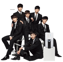 PNG : 2PM by chazzief