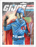 Cobra Commander by soonergriff