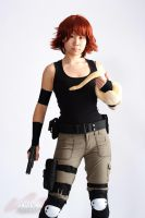 MGS - Meryl 4 by Hyokenseisou-Cosplay