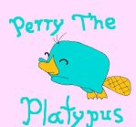Perry the Platypus by sushi1615