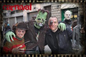 Carnival 2012 crew by mtingstrom