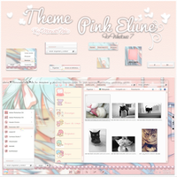 Theme Pink Elune by dulcepanquecito