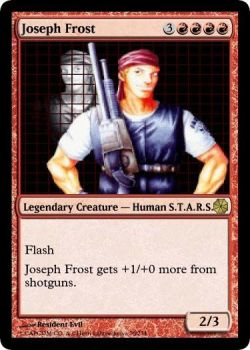 MTG RE: Joseph Frost by Colmillos