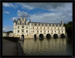 Chenonceaux - 3 by J-Y-M