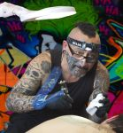 TattooMan in Paris by Dany-Art