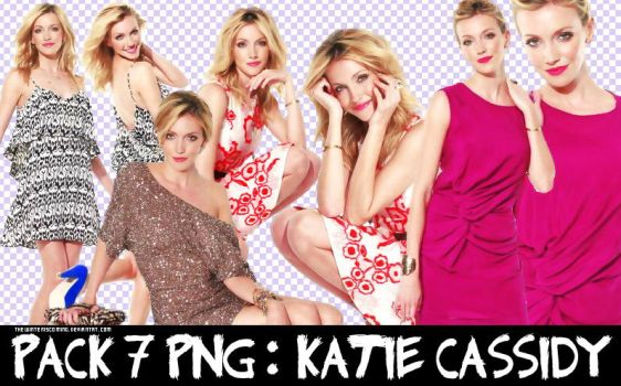 Pack 7 png Katie Cassidy by TheWinterIsComing