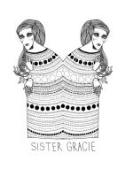 sister gracie by alxndra4