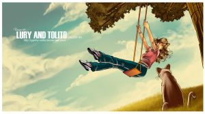 ...LURY AND TOLITO... by GACHY-CELTA
