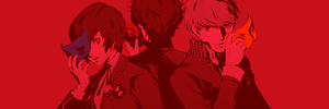Persona Super Live 2015 - Heroes Twitter Banner by seraharcana