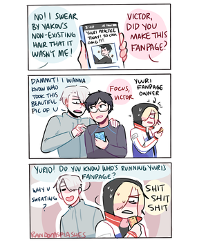 YOI: BIGGEST FAN by Randomsplashes