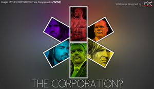 New The Corporation? WWE Wallpaper by TheElectrifyingOneHD